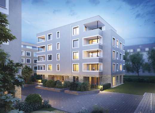 Erholung in der Stadt! 3-Zimmer-Dachgeschosswohnung mit großer Terrasse