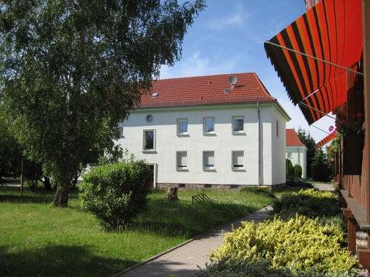Gemütliche Wohnung am Ortsrand von Neukieritzsch