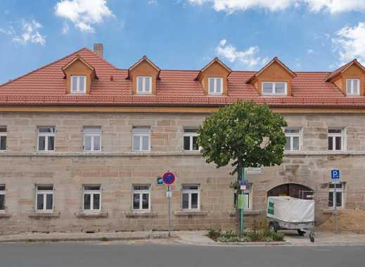 NEU - 3 Zimmer Wohnung mit gr. Bad & Balkon in Baiersdorf