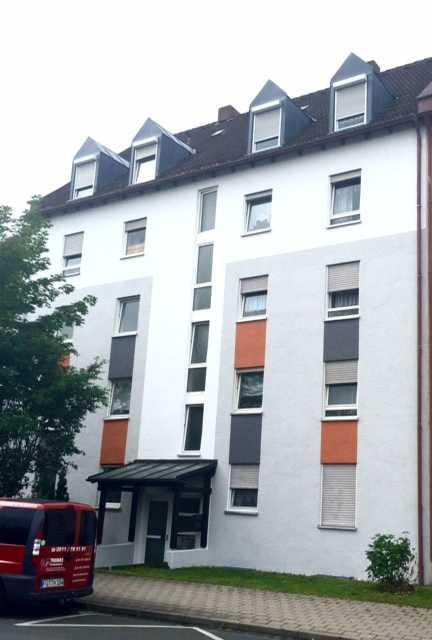 DG Wohnung in schöner ruhigen Lage in Ronhof / Kronach (Fürth)