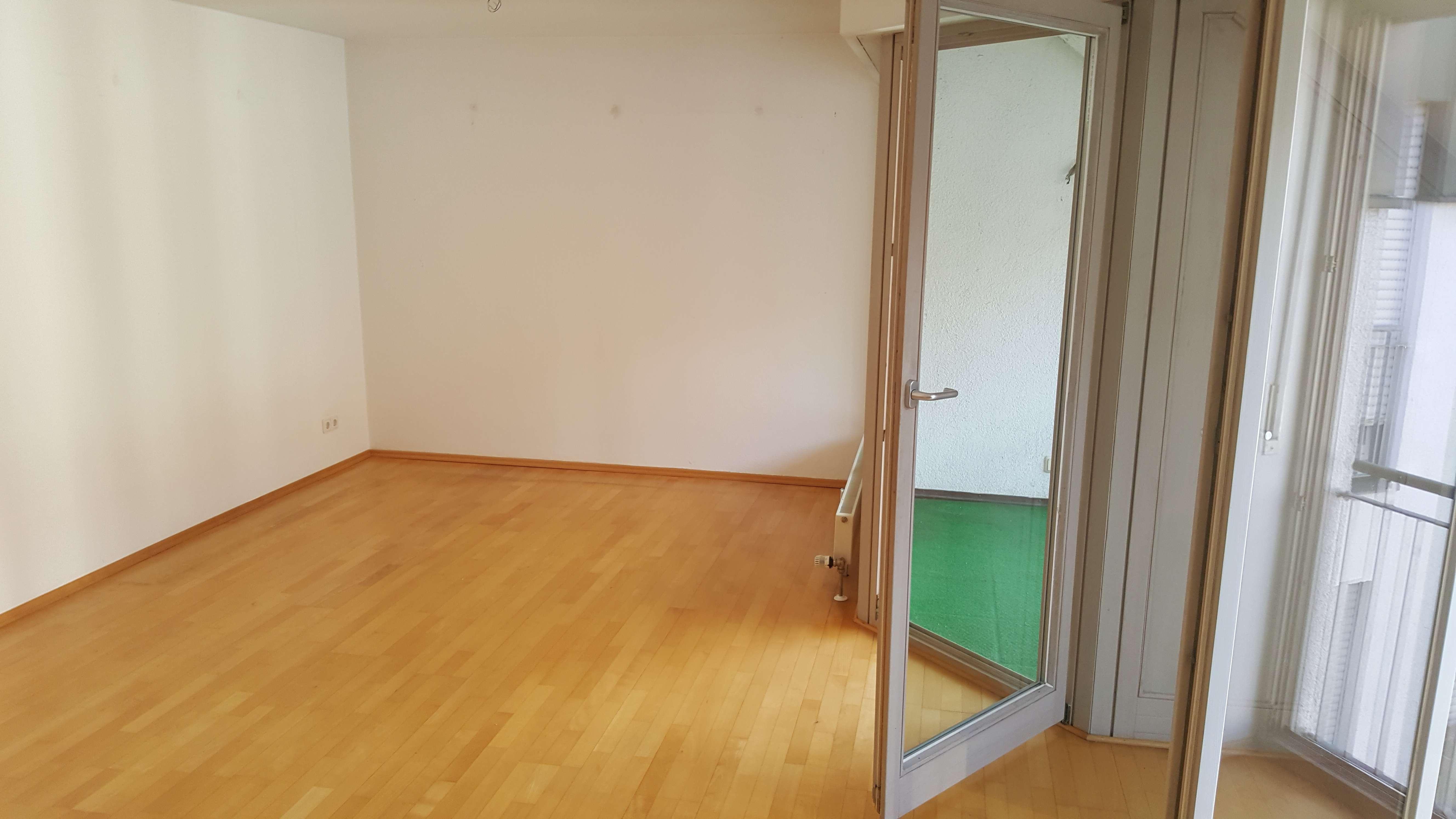 Schöne, geräumige zwei Zimmer Wohnung in Ingolstadt, Mitte in Mitte (Ingolstadt)