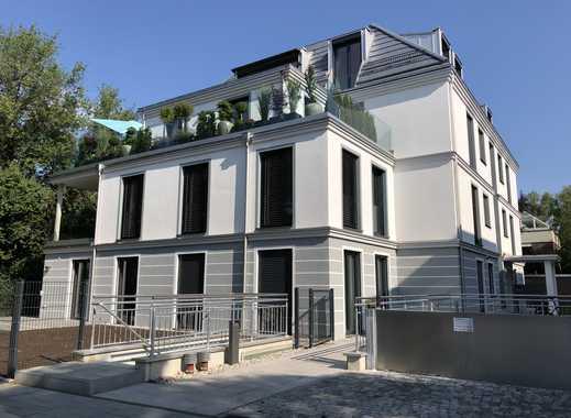 Dachterrassen-Wohnung, 4.950 € (warm, voll möbliert), 112 m², 3,5 Zimmer
