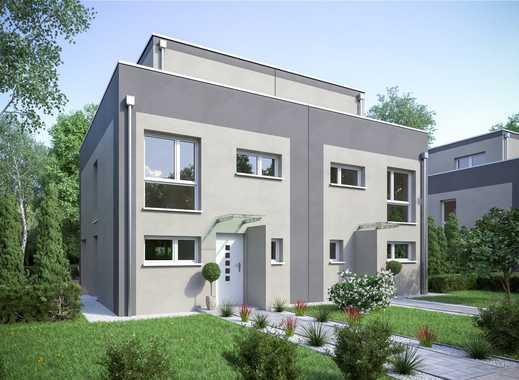 **Schlüsselfertiges Doppelhaus in Ahrensburg wartet auf SIE**
