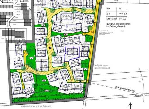 660m² Grundstück für Doppelhaus oder Einfamilienhaus