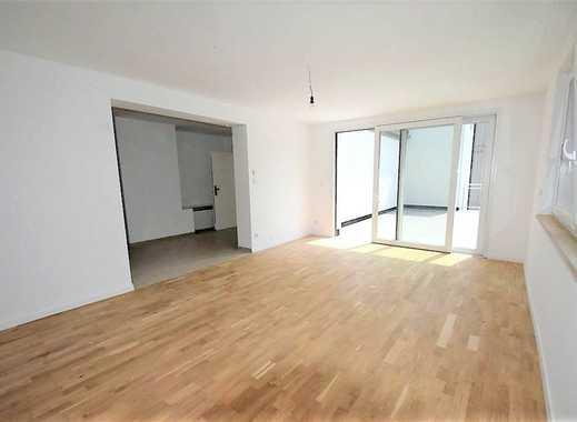 EXKLUSIVE 3-Zi-Penthouse-Whg. mit Traum-Dachterrasse am Kurpark, Erstbezug, 135m², barrierefrei