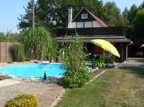 Romantisches Ferienhaus Wochenendhaus im Fläming