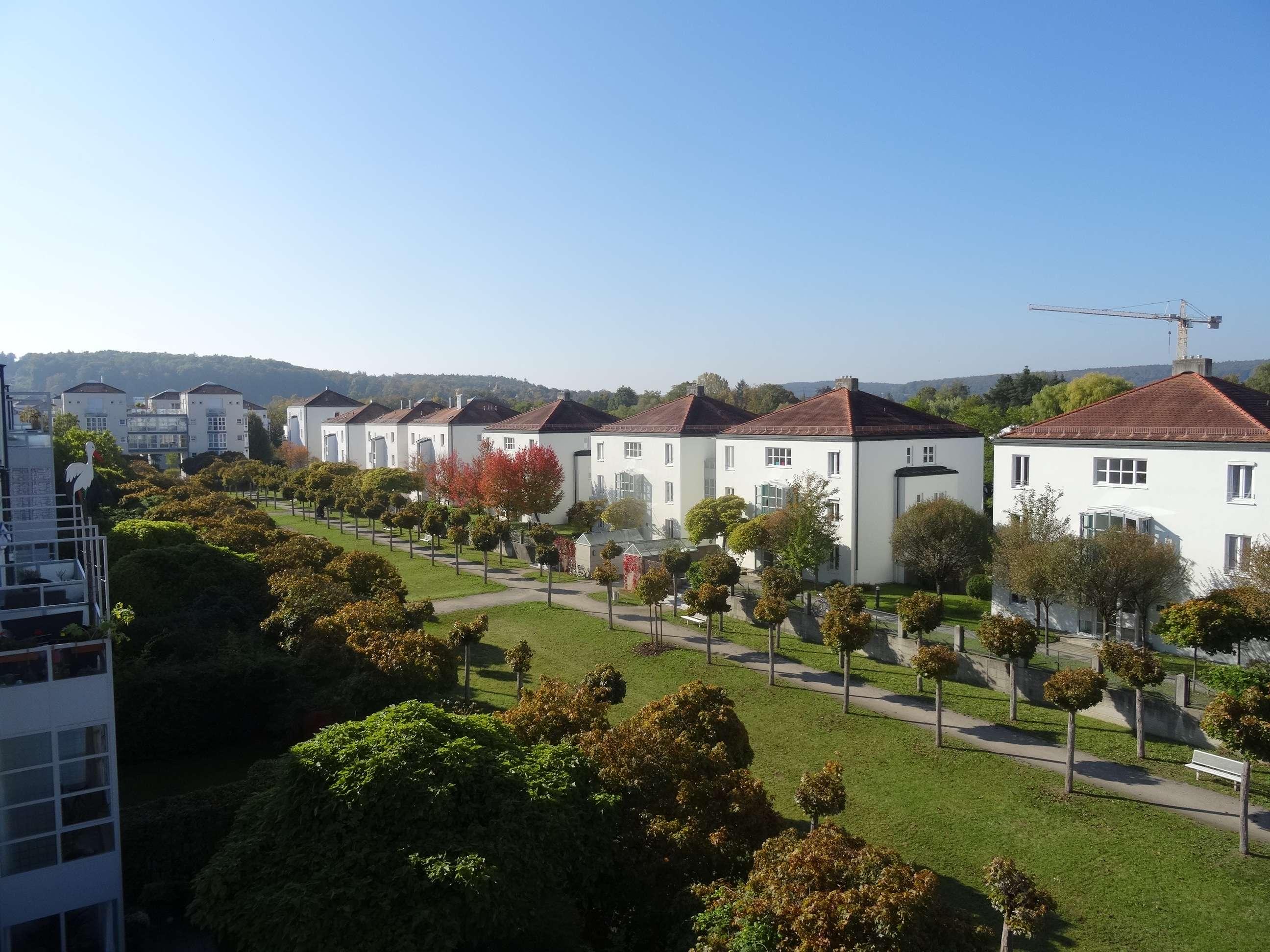 Attraktive 3-Zimmer-Dachterrassen-Wohnung im Westen in Westenviertel (Regensburg)