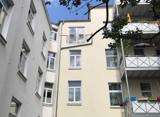 2 Topp-Wohnungen in Bestlage der Südstadt plus ausbaufähigem Dachboden