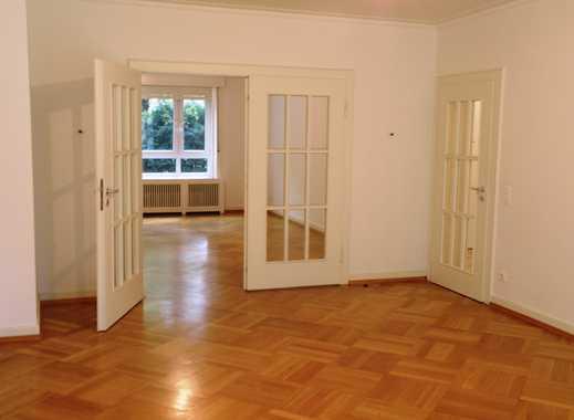 Df.-Zoo: Hausgroße 5-Raum-Wohnung mit prächtigem Garten und zwei großen Terrasse