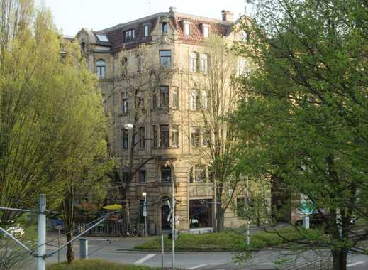 Sehr helle & ruhige 2,5-Zi. Whng mit Rosensteinpark-Aussicht