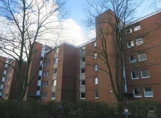 CLASSIC IMMOBILIEN: Helle 3 Zimmer – Wohnung in Pinneberg mit Weitblick ins Grüne
