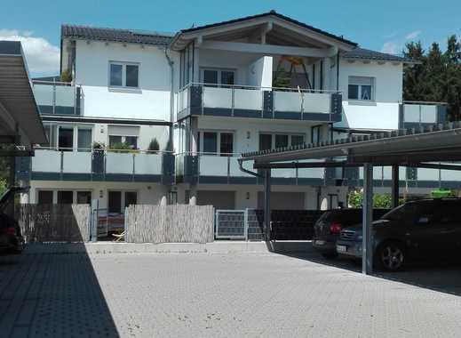 Schöne Penthouse Wohnung drei Zimmer in Oberhausen bei Neuburg zu vermieten.
