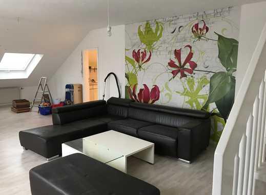 Gepflegte 5-Zimmer-Maisonette-Wohnung mit Balkon und EBK in Michelstadt