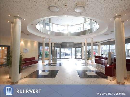 Foyer von Repräsentativ| Neuwertig| Modern| Praxisflächen in der Haranni Clinic!