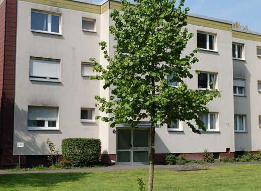 2-Zimmer-Wohnung Erdgeschosswohnung in gepflegtem, parkähnlichem Umfeld von Duisburg Marxloh