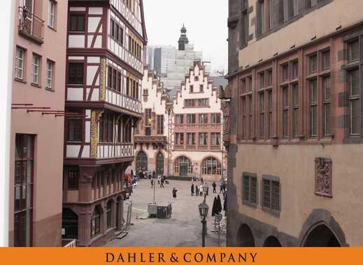 Dom-Römer-Quartier: Schickes Wohnen in begehrter Citylage