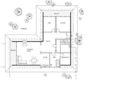 Modernisierte 3-Zimmer-DG-Wohnung mit Balkon und Einbauküche in Altdorf in Altdorf bei Nürnberg