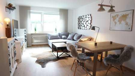 möblierte 3-Zimmer-EG-Wohnung mit Einbauküche in Obergiesing, München in Obergiesing (München)