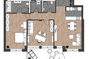 3 Zimmer Wohnung in Neu-Ulm (Kreis)