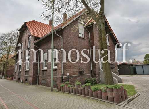 FAMILIEN-REFUGIUM! Modernisiertes Zechenhaus mit großem Garten & Garage zu verkaufen! PROVISIONSFREI