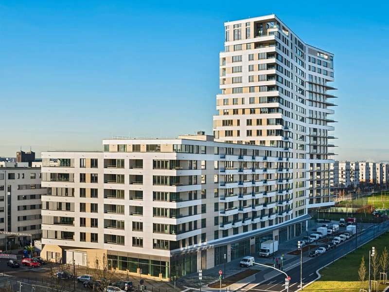 PRAEDIUM: Elegant leben mit Ausblick im Frankfurter Europa-Viertel