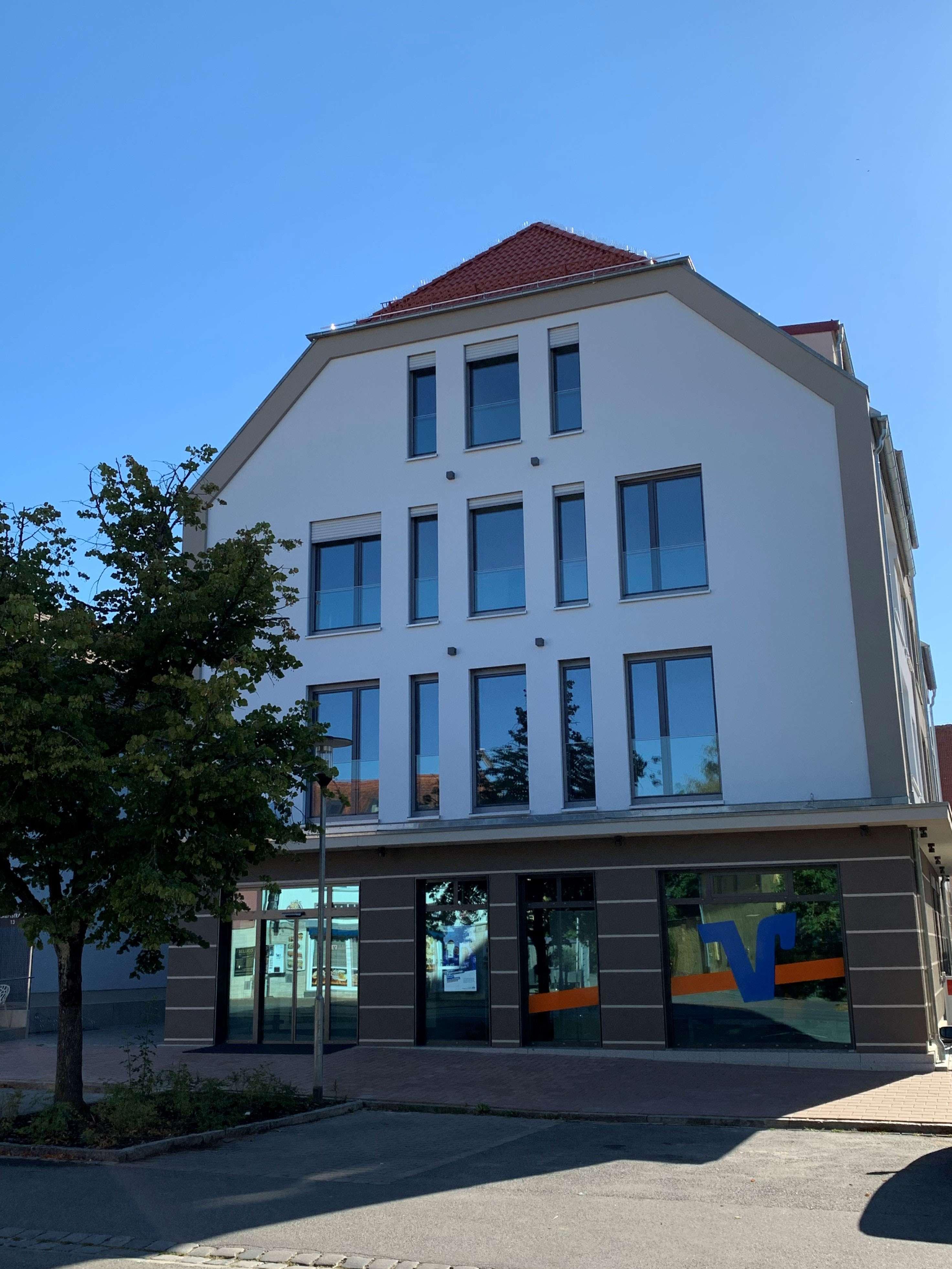 Sonnige 2-Zimmer-Neubauwohnung in Neuendettelsau in