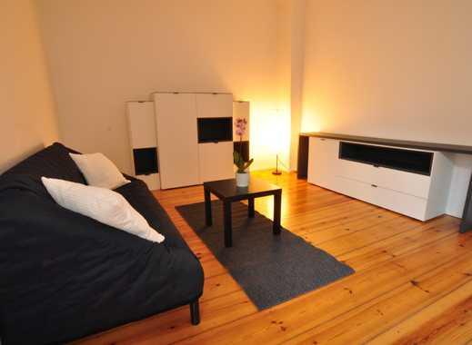 Möblierte 2-Zimmer- Single- Wohnung in Friedenau/Schöneberg