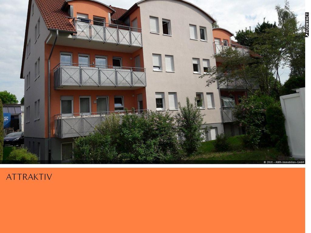 Makler Crailsheim 2 zimmer wohnung in crailsheim zu kaufen ab 1 6 2018