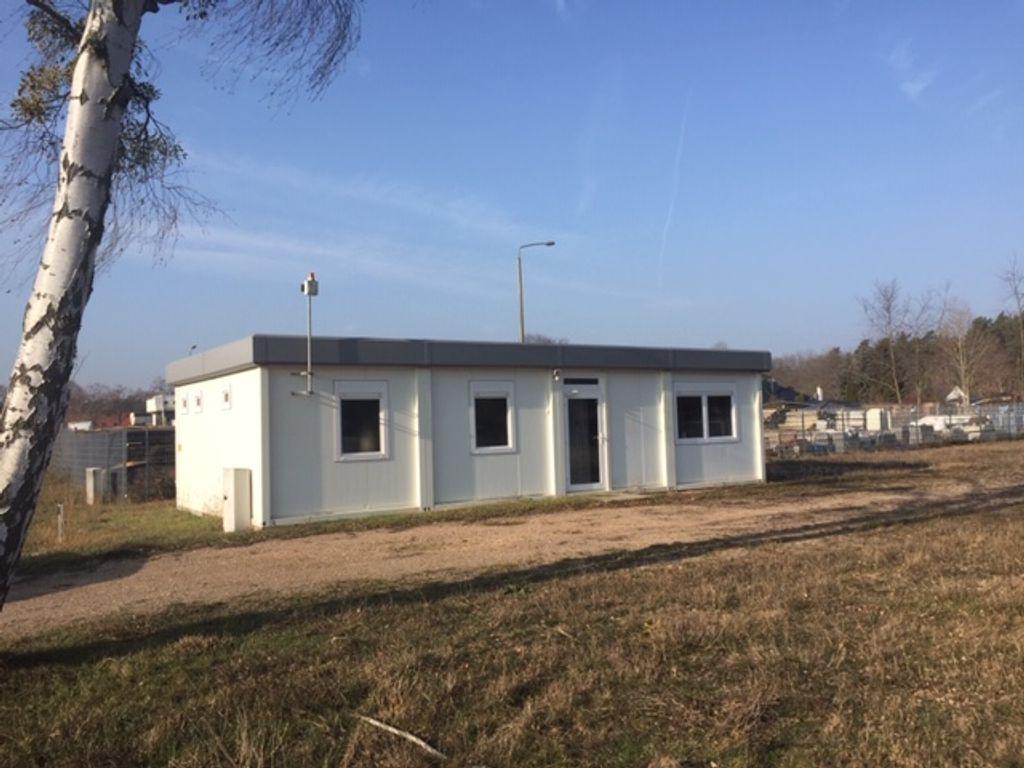 Bürocontaineranlage 1