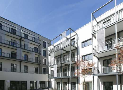 2-Zimmerwohung mit toller Dachterrasse im Zentrum von Mainz ll City Raum