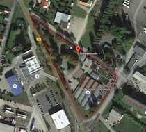 Bild ehem. Gartencenter direkt an der Ohrdrufer Str. in Gotha