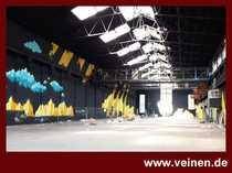 Industriehalle mit Nebenflächen 11m UKB