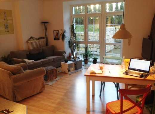 3,5 Zimmer Souterrain-Wohnung in der Schwanthaler Höhe zu vermieten!