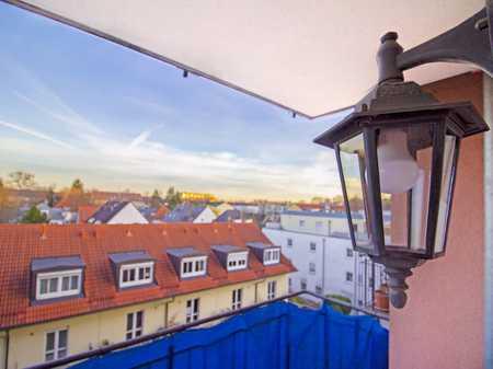 Voll möblierte 2-Zimmer-Wohnung mit Balkon und EBK in Berg am Laim, München in Berg am Laim (München)