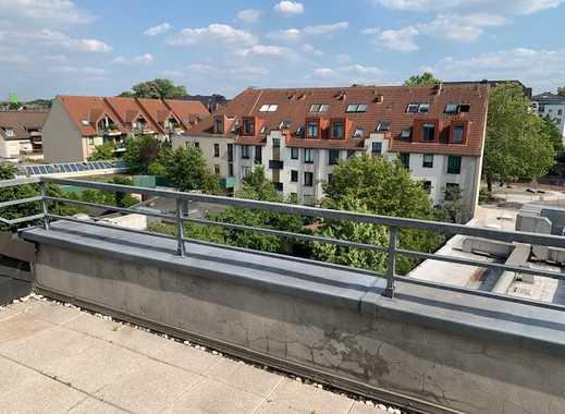 Traumhafte Dachgeschoßwohnung in der Fußgängerzone von Hilden