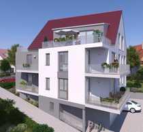Neubauwohnung 2-Zimmer mit Balkon