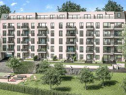 Neubau - 3 Zimmer Wohnung in Weißensee