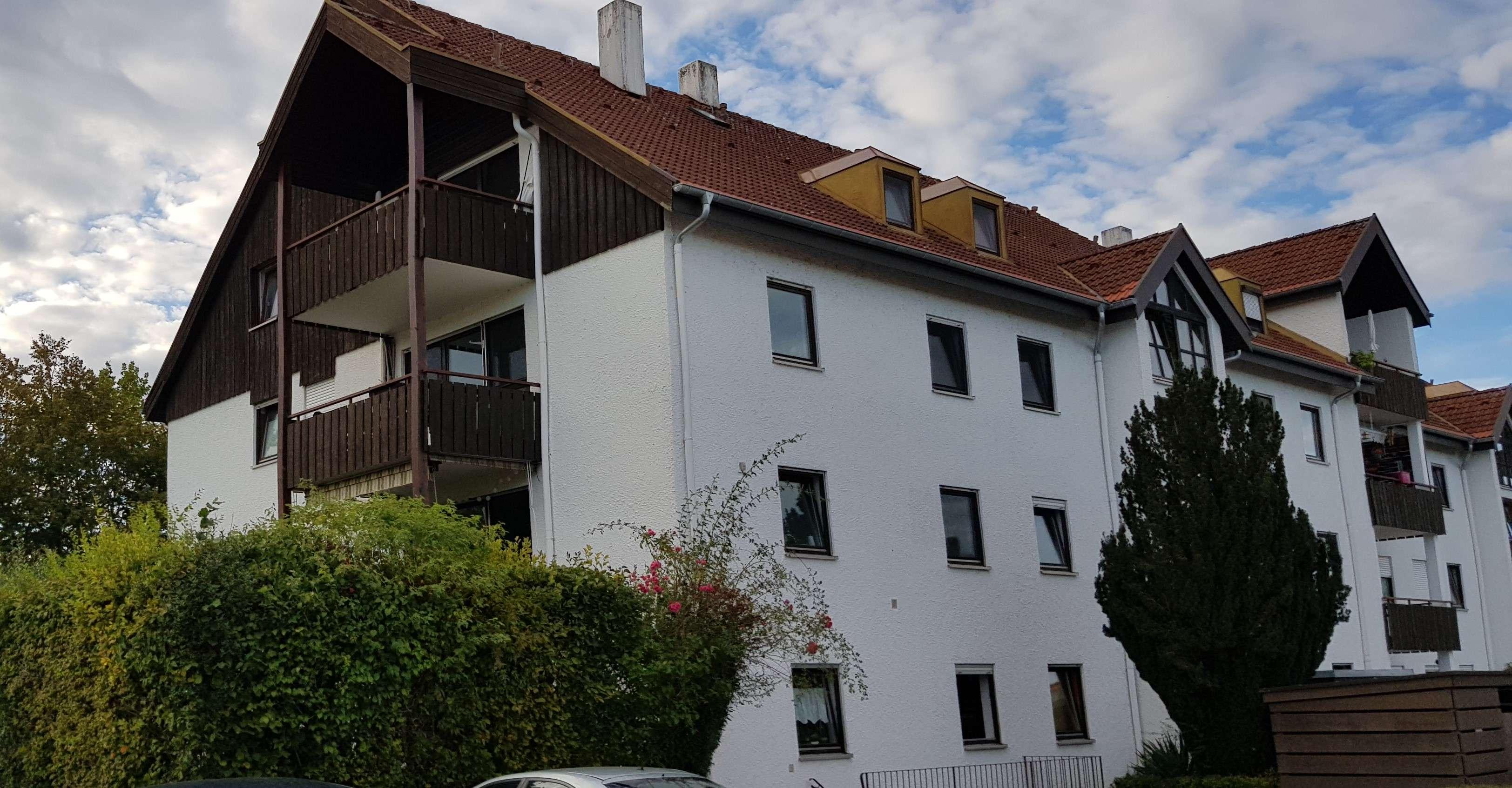 Schöne zwei Zimmer Wohnung in Landsberg am Lech in Landsberg am Lech