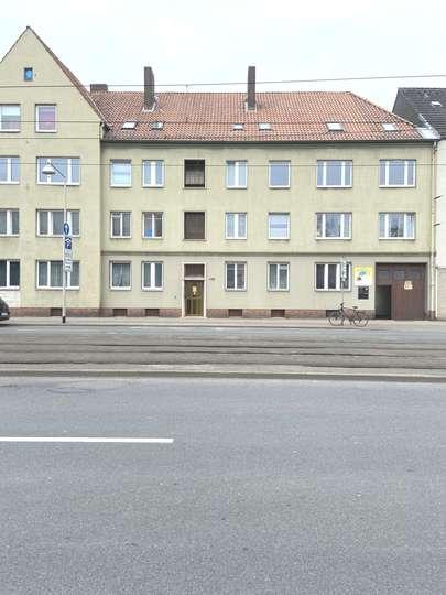 Charmante 2-Zimmer-Wohnung an der Hildesheimer Straße