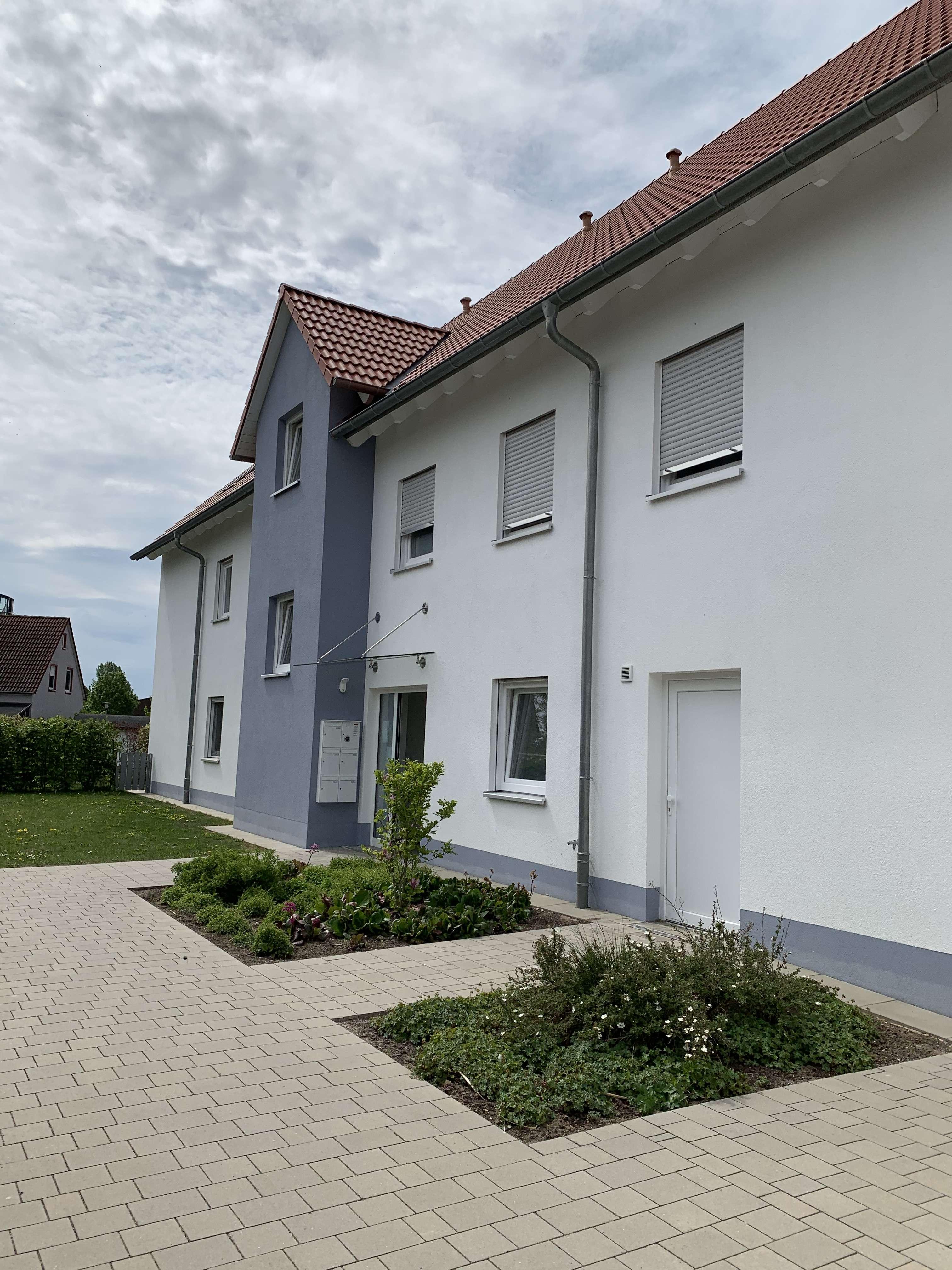 Sonnige, moderne 2-Zimmer-Wohnung in Neuendettelsau in