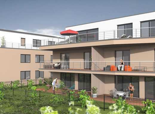 Echtes Penthouse mit EBK,Sauna, umlaufender Terrasse und eigenem Fahrstuhl direkt in die Wohnung!