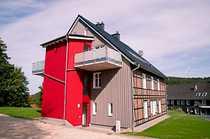 Mietwohnung in freistehendem 3-Familienhaus mit