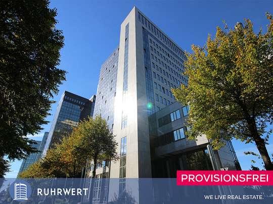 Außen von SKYSCRAPER: Top-moderne & attraktive Bürofläche mit tollem Ausblick !!