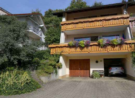 Gepflegte Doppelhaushälfte in idyllischer Lage im Oberdorf von Baiersbronn