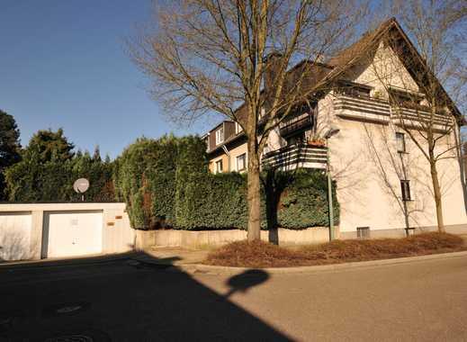 HEISINGEN: Helles Apartment, großer Wohnraum, Bad mit Fenster, Küchenzeile, ruhige Lage