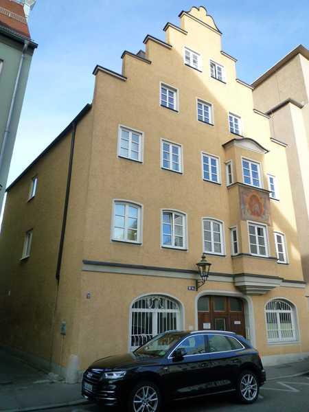 Charmante 4 ZKB in historischem Gebäude im Augsburger Domviertel in Augsburg-Innenstadt
