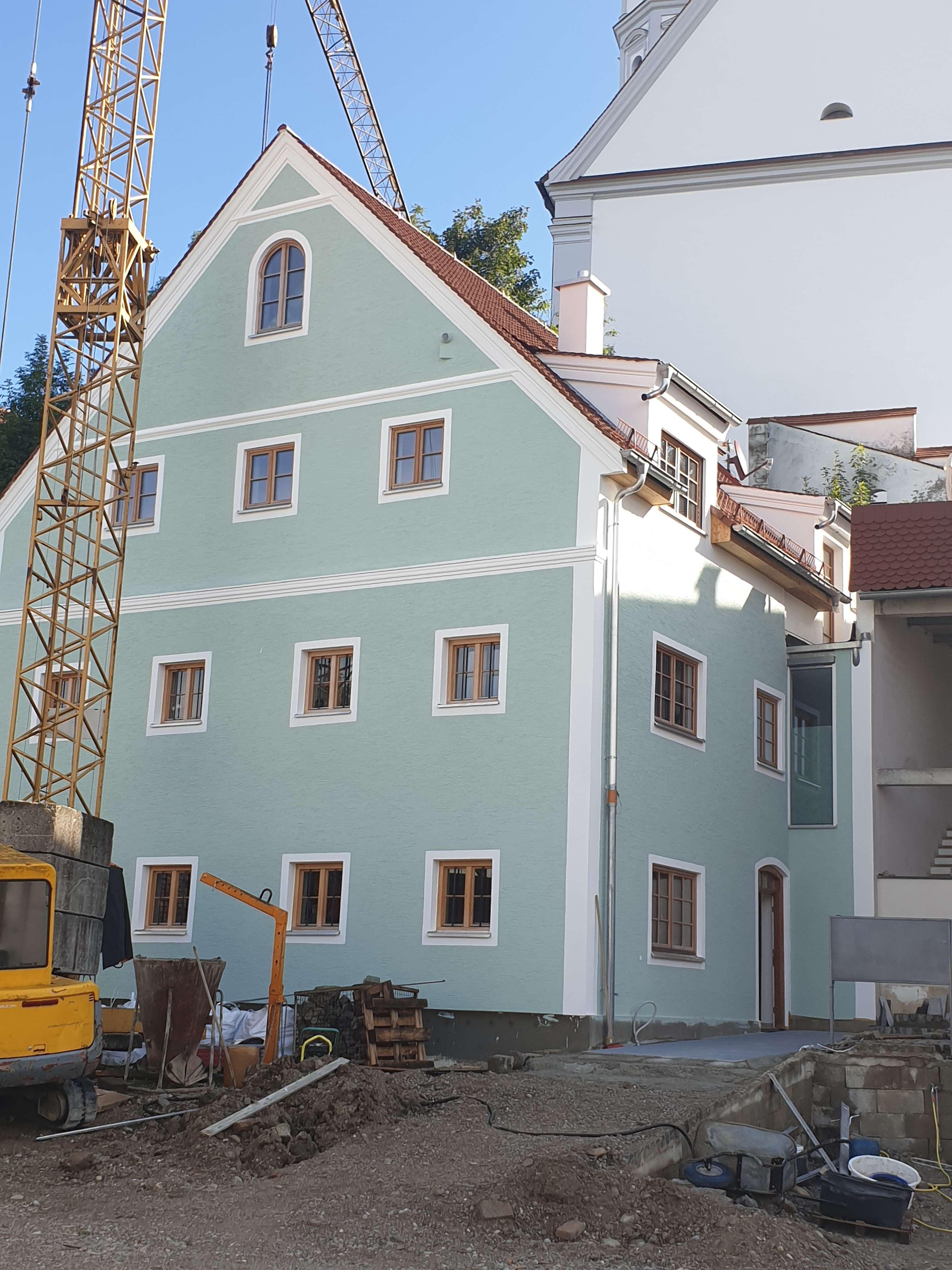 Erstbezug nach Sanierung: attraktive 4-Zimmer-Maisonette-Wohnung mit Balkon in Kaufering in Kaufering