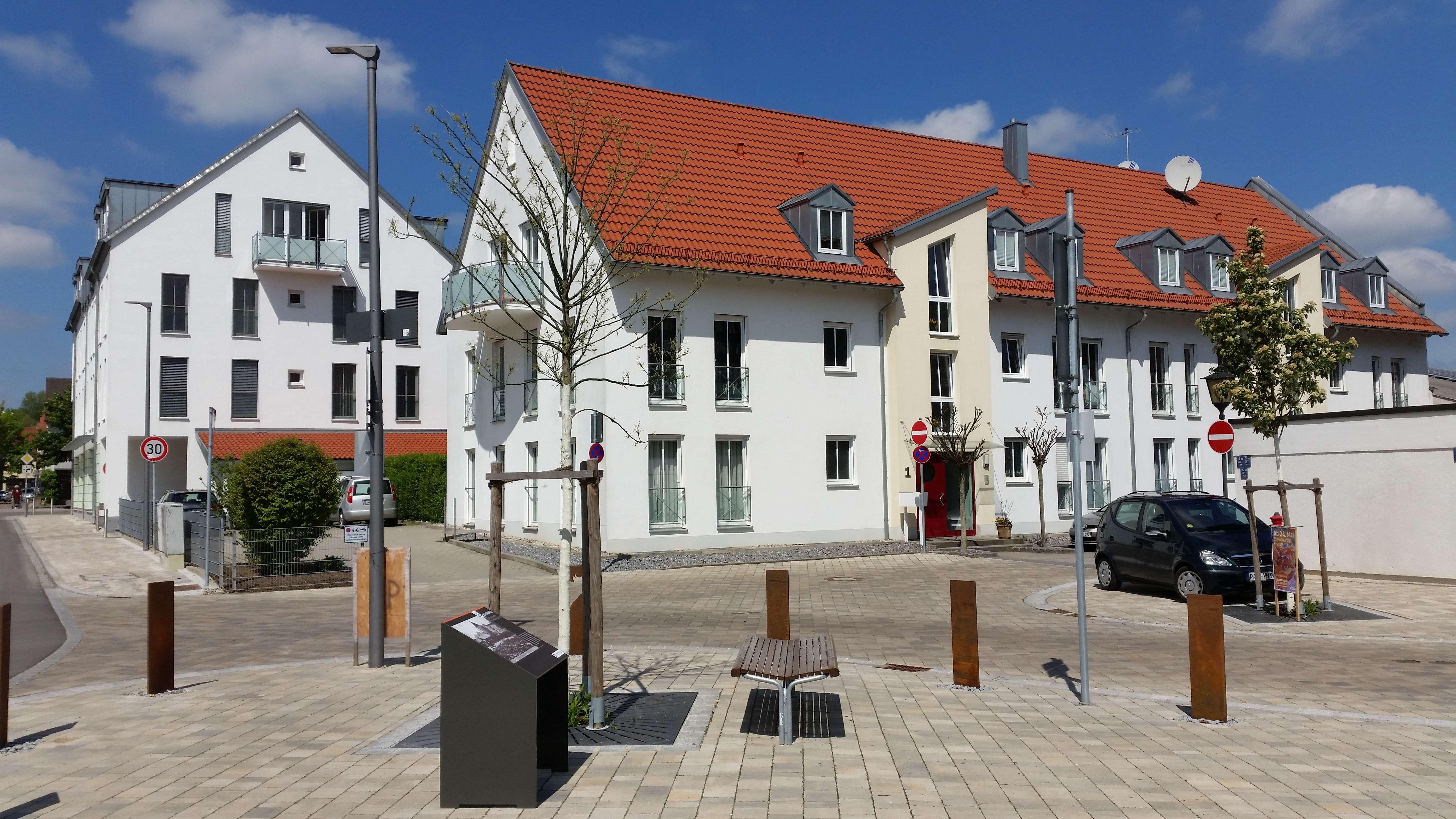 Moderne Innenstadtwohnung am Bürgerpark Pfaffenhofen (EG) in Pfaffenhofen an der Ilm