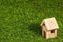 Baugrundstück für ein Einfamilienhaus in