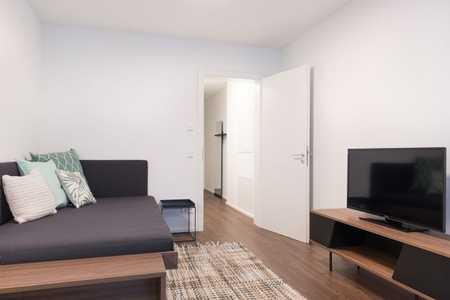 1-Zimmer-Apartment mit West-Balkon in Schwabing (München)